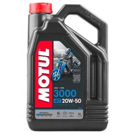 3000 20W50 4T 4 Liter