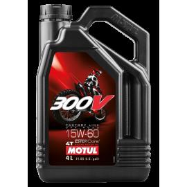300V OFF ROAD 15W60 4 Liter