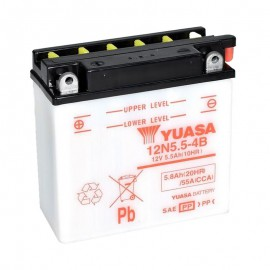 YUASA 12N5.5-4B