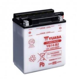 YUASA YB14-B2