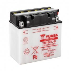 YUASA YB16CL-B