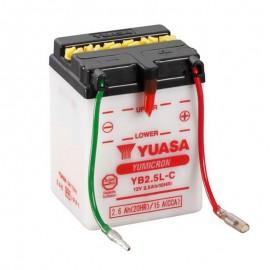 YUASA YB2.5L-C