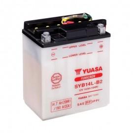 YUASA SYB14L-B2