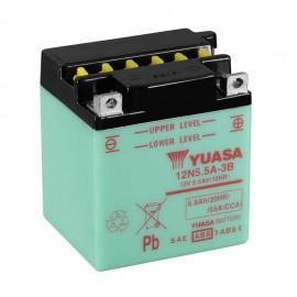 YUASA 12N5.5A-3B