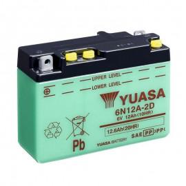 YUASA 6N12A-2D