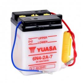 YUASA 6N4-2A-7