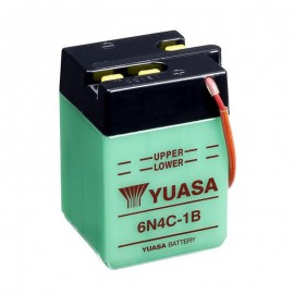 YUASA 6N4C-1B