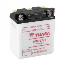 YUASA 6N6-3B-1