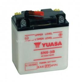 YUASA 6N6-3B
